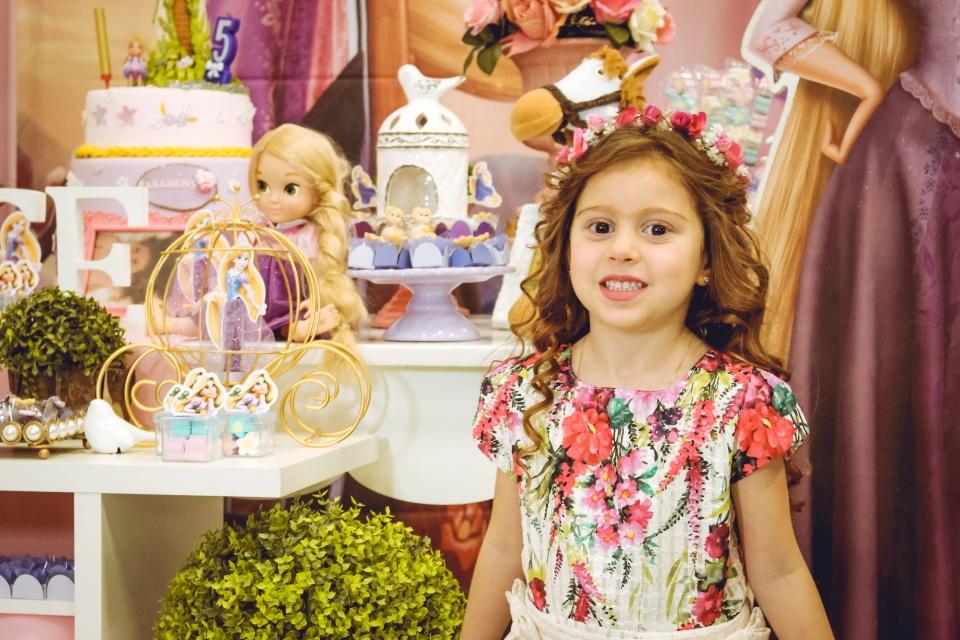 Alice - Festa de 5 Anos