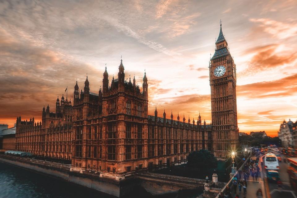 Big Ben - Londres [ Ver imagem original ]